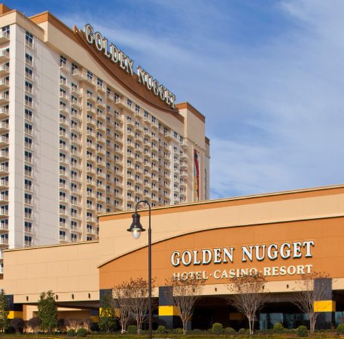 Golden Nugget Rush Tower Expansion